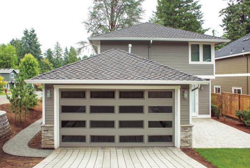 All Window Option Thermacore Garage Door 195