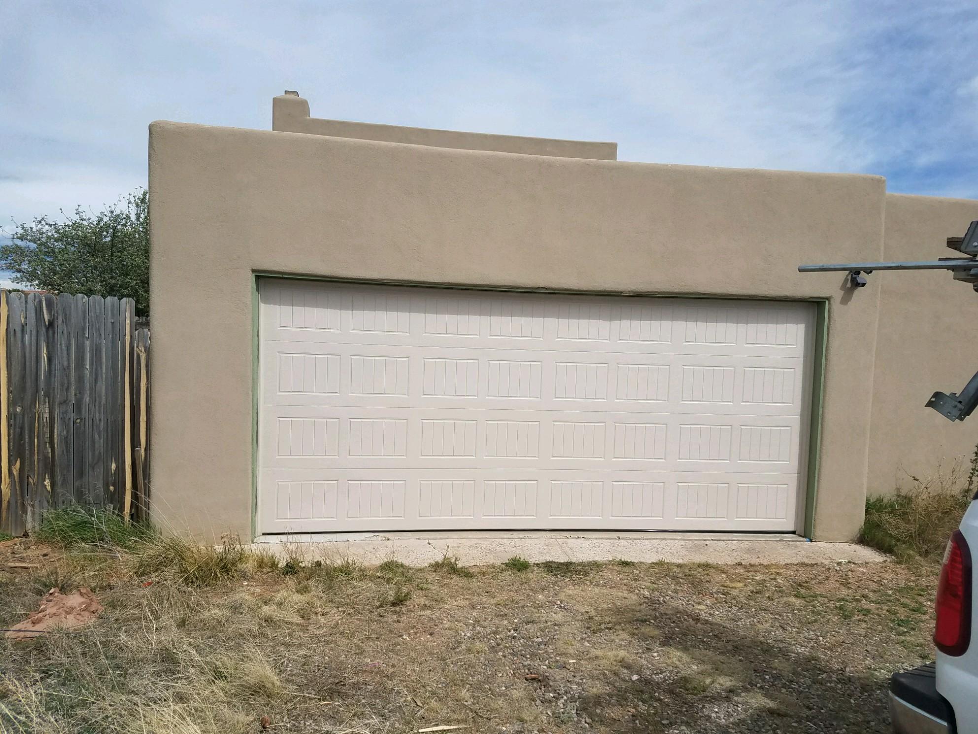 Albuquerque Garage Door After Photo